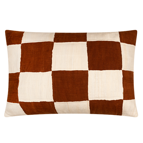 Captain and Nel favorite picks - Checkered Cushion Elle La