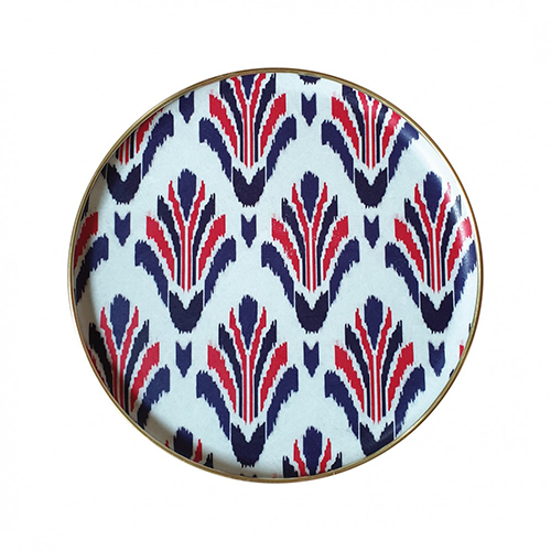 Captain and Nel Favorite Pick - Ikat tray